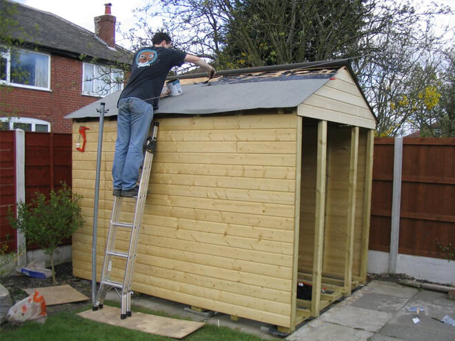 Cost To Repair A Shed Estimates Prices Amp Contractors