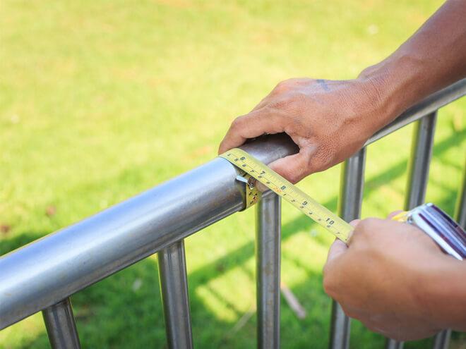 Metal Stair Railing Cost