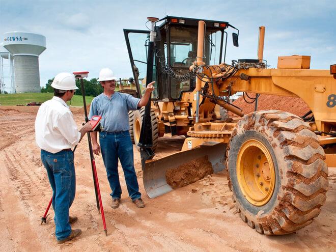 Grading Contractors Cost