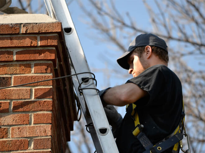 Chimney Cleaning Cost