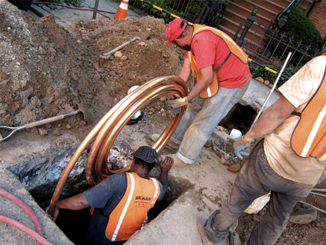 Water Line Installation Cost