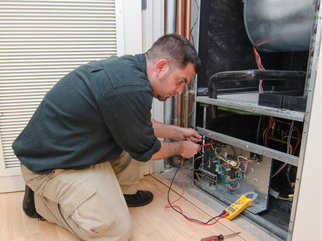 Forced Air Heating Repair