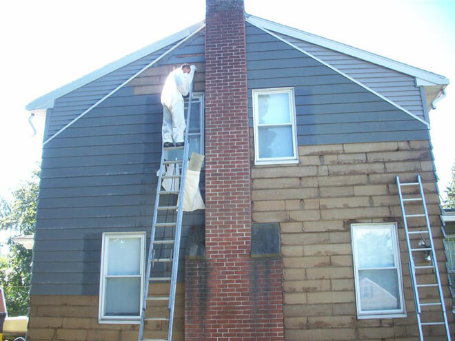 Asbestos Siding Repair Estimates Prices Amp Contractors