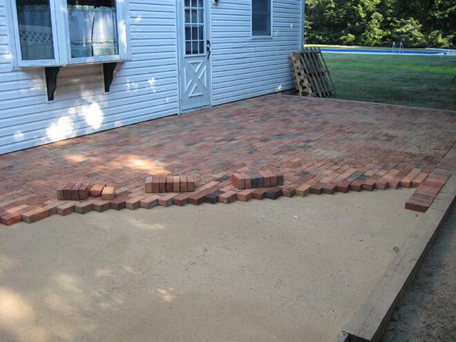Brick Patio Installation Estimates Prices Amp Contractors