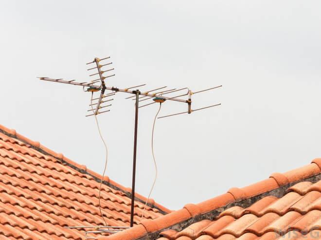 Antenna Repair Cost