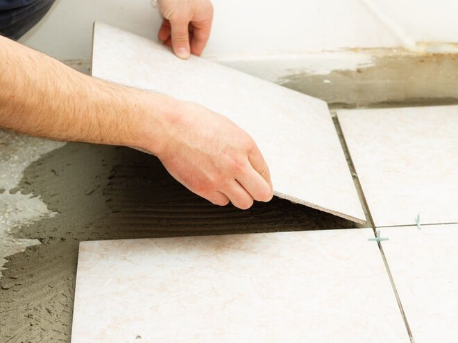 Ceramic Tile Repair Cost