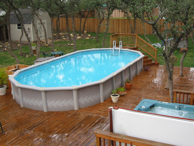 Above Ground Pool Installers