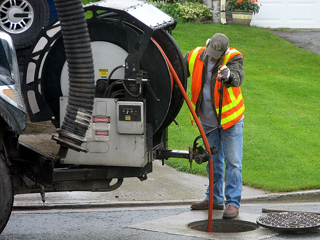 Sewer Line Cleaning Cost