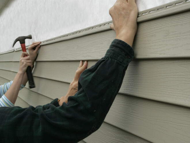Fiber Cement Siding Repair Cost