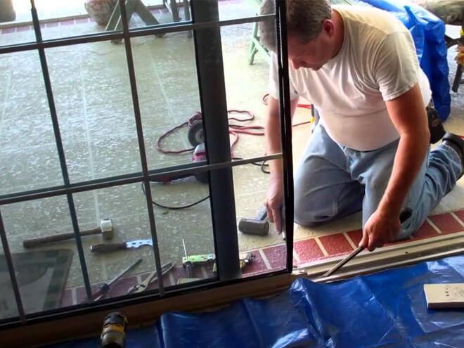 Cost To Repair A Sliding Door Estimates Prices