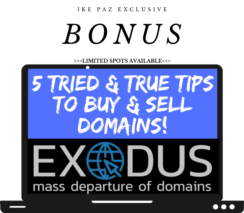 The Best Method To Buy And Sell Domain | Exodus Review