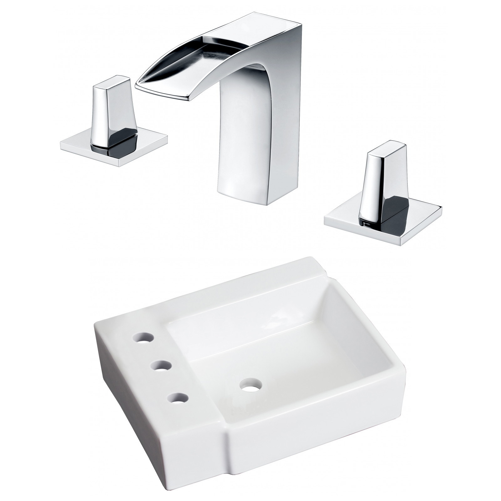 Vanities - Faucets - Bathroom Accessories - Vessels - Sinks - Wood ...