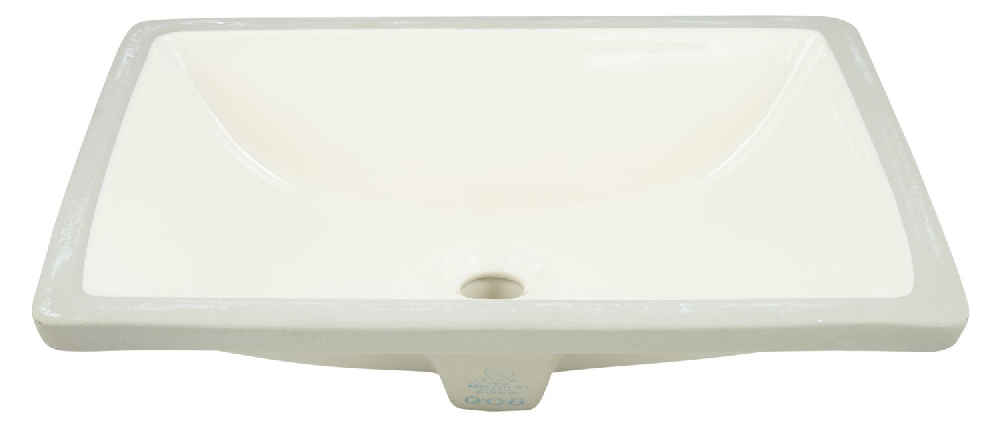 D CSA Certified Rectangle Undermount Sink In Biscuit Color #IMG 18095