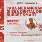 Yuk! Ikuti Seminar Digital Marketing Bersama Indotrading dalam Event IFBC Bandung 2018
