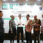 Plastic & Rubber Expo Pelopor Pameran Plastik & Karet di Indonesia Dorong Inovasi Kemasan untuk Bisnis yang Berkelanjutan