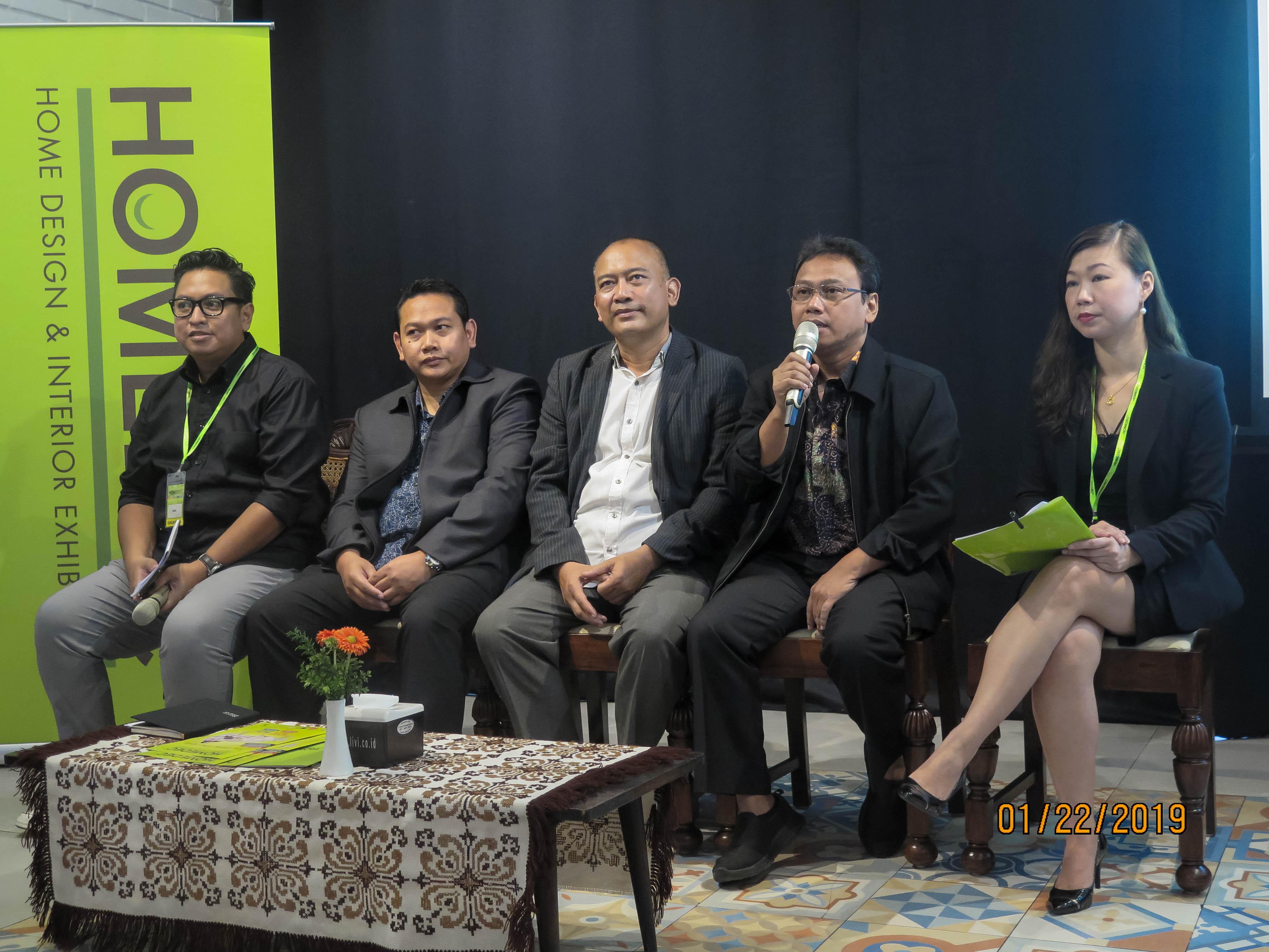 HOMEDEC – Pameran Interior & Home Renovation Kini Hadir di Jakarta & Tangerang