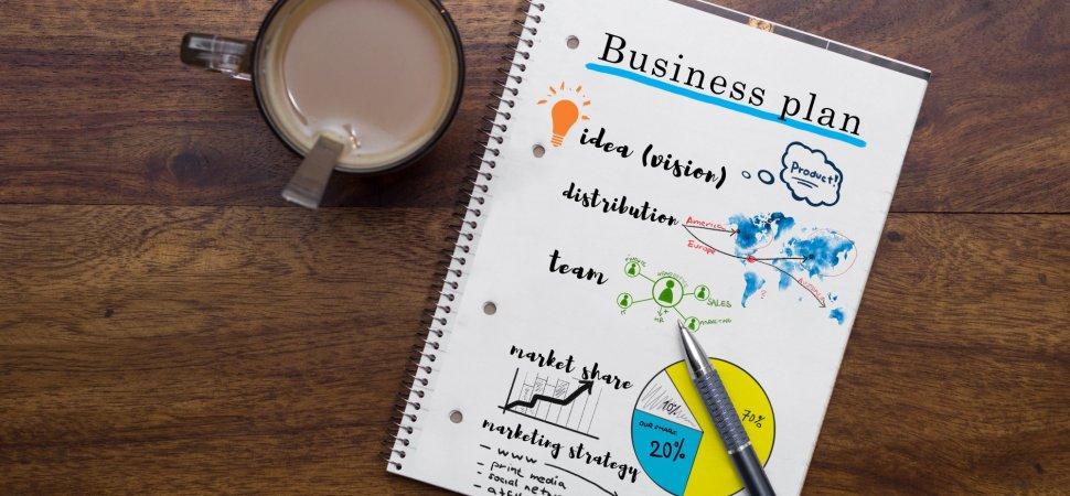 Tentukan strategi bisnis sematang mungkin