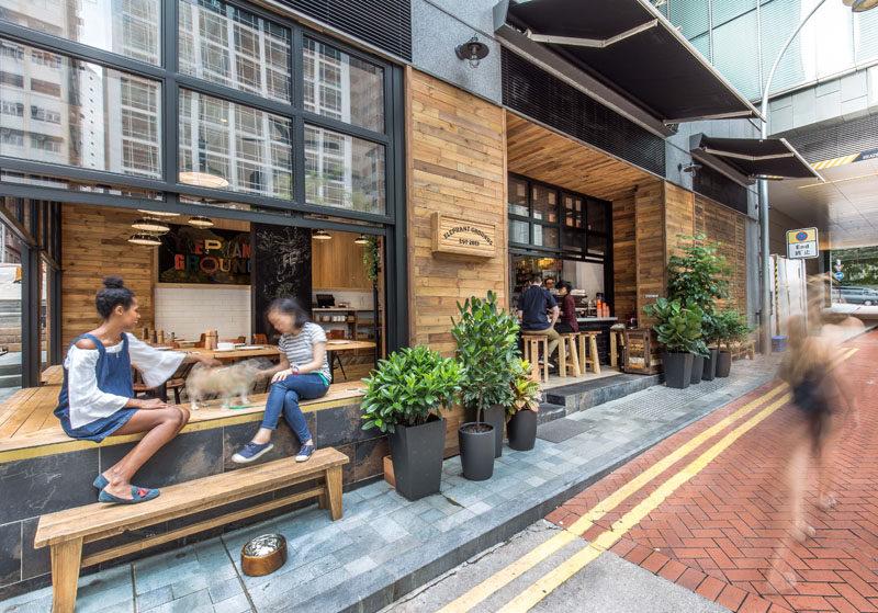 Lokasi bisnis kopi
