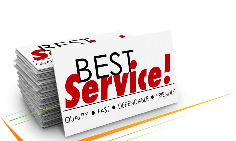 berikan pelayanan terbaik