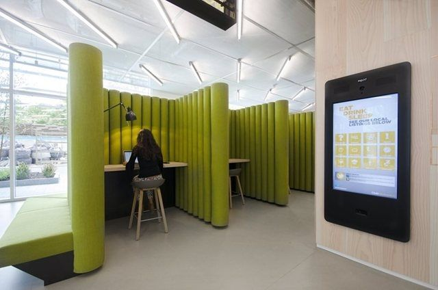 fasilitas coworking space