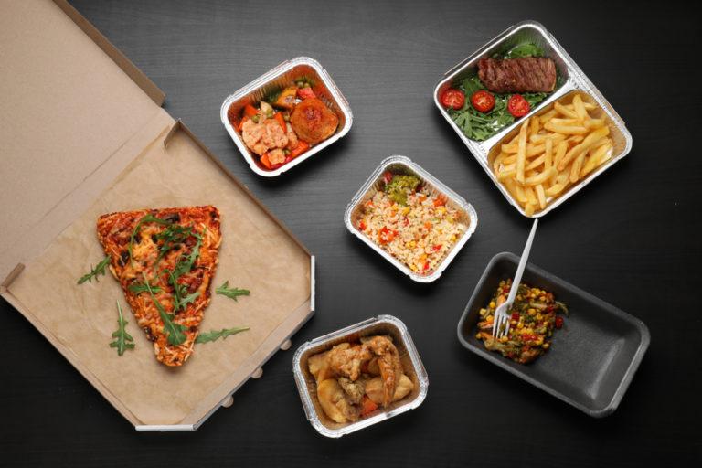 strategi bisnis makanan online