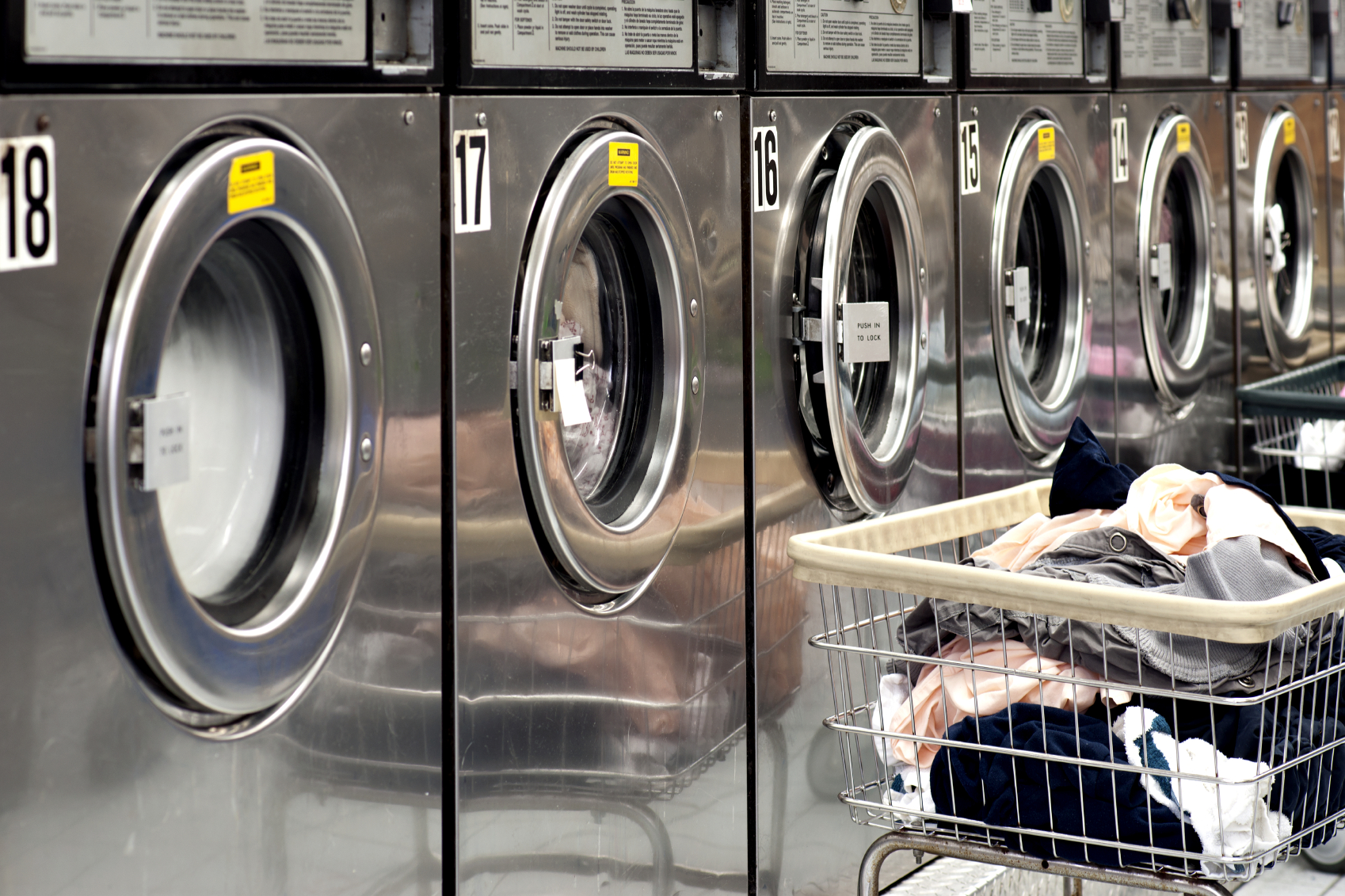 bisnis laundry koin