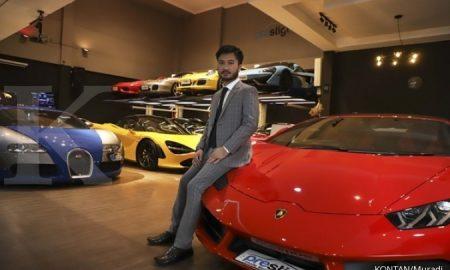 Rudy Salim Pebisnis Mobil Mewah