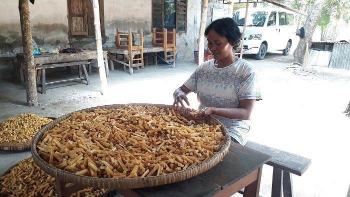 makanan ringan, sukun goreng Pariyah