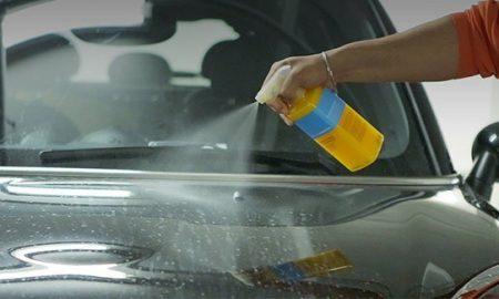 usaha cuci mobil tanpa air