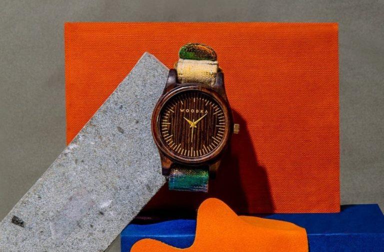 jam tangan kayu ramah lingkungan