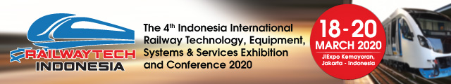 Indonesia Railway Technology 2020