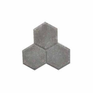 paving block tipe trihex