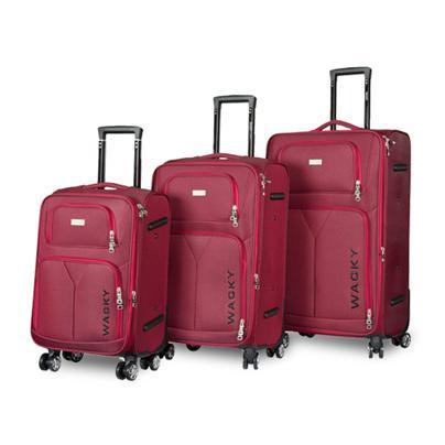 cc0213813 Preparate para tu viaje soñado! Set de 3 Valijas semirrígidas Modelo ...
