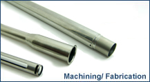 Machining/ Fabrication