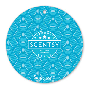 Scentsy Scent Circle Blue Grotto Shop Scentsy Kristy