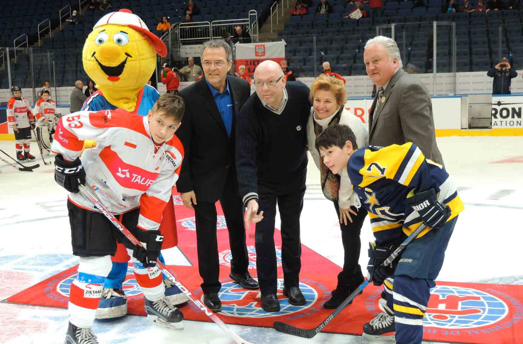 Tournoi international de hockey Pee-Wee