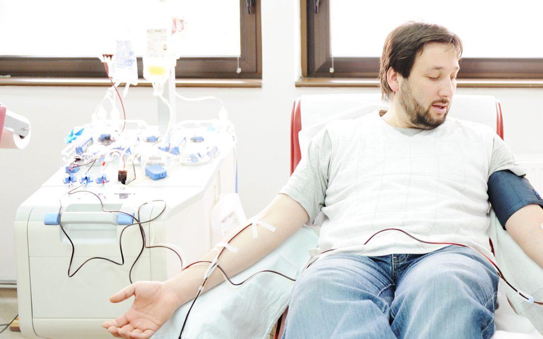 DFPP Used for Myasthenia Gravis Treatment