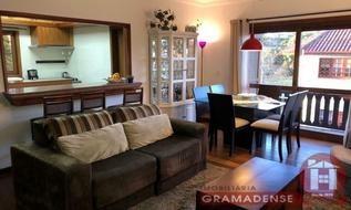 Apartamento em Canela, bairro Laje De Pedra