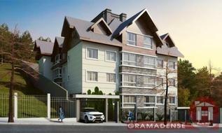 Apartamento em Gramado, bairro Floresta