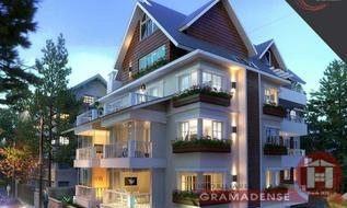 Apartamento em Gramado, bairro Centro