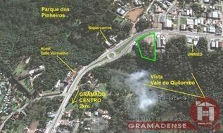 Área de Terra em Gramado, bairro Avenida Central