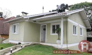 Casa em Canela, bairro Eugenio Ferreira