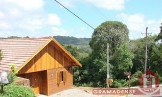 Casa em Gramado, bairro Pórtico