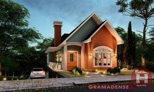 Casa em Gramado, bairro Avenida Central