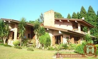 Casa em Gramado, bairro Mato Queimado