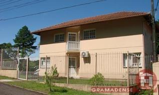 Casa em Gramado, bairro Bela Vista