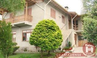 Casa em Gramado, bairro Carniel