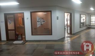 Sala em Gramado, bairro Centro
