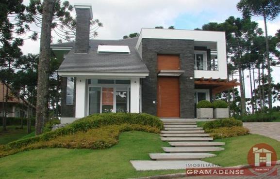 Casa em Gramado, bairro Aspen Mountain