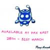 PAX East 2019 DreamsPS4 D-Bug Pin